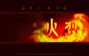 Fire - Widescreen by BreakthroughDesigns