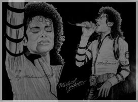Michael BAD Tour Project FINAL by malunia1988PL