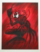 Carnage Canvas by WEDMER