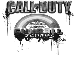 Call of Duty TAWOG Zombies(B and W) by Josael281999