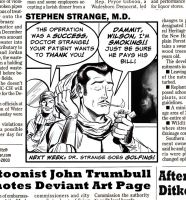 TLIID 161: Dr. Strange, M.D. by johntrumbull