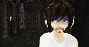 [MMD] Don't be scared Pewdie, He just wants $20 by Snorlaxin