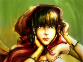 Red Riding Hood by Chris0919