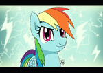 [Special Effect] Rainbow Dash by digiral