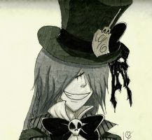 The Undertaker by K8extreme