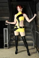 Silk Spectre - Before Watchmen by FireLilyCosplay