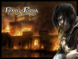 Prince of Persia - Two Thrones by AngelTrent
