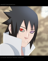 Sasuke Mode Rinnegan Scan 682 by Sarah927