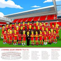 Liverpool FC 08-09 by SimpsonsCameos