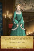 Johanna's Traveling Gown-Sweeney Todd by EriksAngelOfMusic22