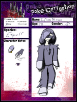 PC 3rd Char. App by TheComeBackWrath