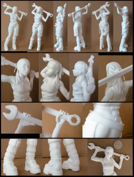 Onix 2  1:8 Scale 3D print by TheRogueSPiDER