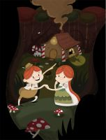 Hansel meet Gretel by 2DCale