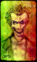 JOKER -Sept,20- by GarrettByers