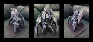 Protoss Stalker - StarCraft II by invictuzz688