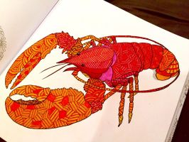 Lobster by willquah