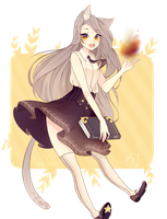Adoptable [CLOSED] by HomeTea