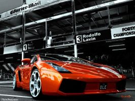 Lamborghini Gallardo by mtpocketz