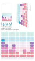Friend Equalizer - Card by vicexversa