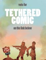 VOTE FOR TETHERED COMIC by SandraMJ