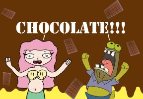 Those Chocolate Cravings by rabbidlover01