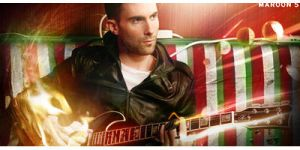 Maroon 5 Tag by FMA5