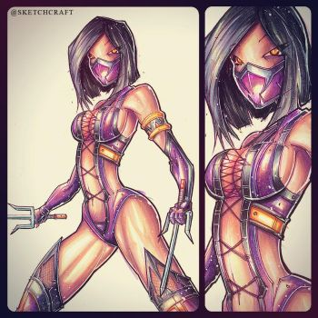 Commish 135 FIN by RobDuenas