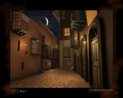 """El Callejon"" by schults"