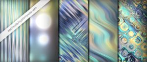 Pastel Abstract Light Patterns by WebTreatsETC