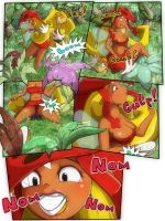 Rayman V. stories p.2 by MartyZ-Art