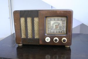 Radio 8 by Eddieferla-stock