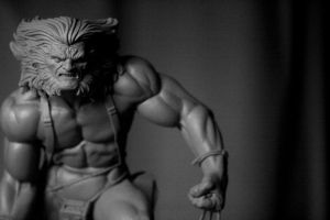 Bowen Weapon X statue COH 5 by ThiagoProvin