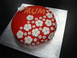 Mothers Day Cake 1 by sparks1992