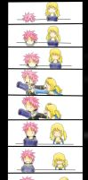 NaLu: A Happy Ending by xmizuwaterx