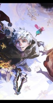 Rise of the Guardians by AL-lamp
