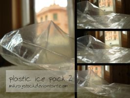 plastic ice pack 2 by Mihraystock