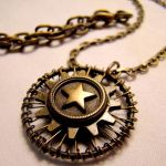 Steampunk Rockstar Necklace by SteamSociety