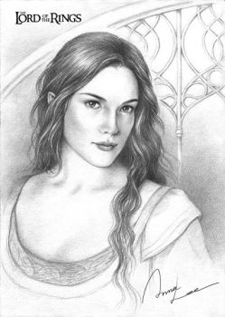 Arwen by ilxwing