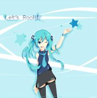 Let's Rock by RozenSora