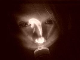 Ghost story by Whitewiccan