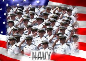US Navy by Chrippy