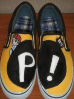 FLCL Shoes by Toledoll