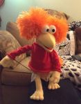 Red Fraggle by Negaduck9