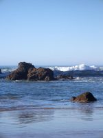 oregon coast stock 020 by lucretia-stock