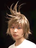 Roxas Hairstyle by momoiro-machiko