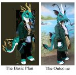 How Artistic liberty commissions work by LilleahWest