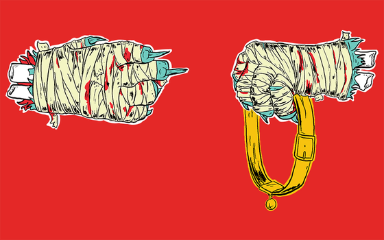 Meow The Jewels Logo by Space-Walk