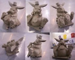 White Rabbit WiP 002 by OptimalProtocol