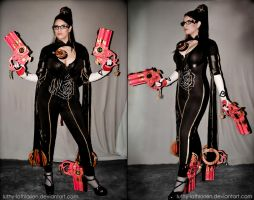 Bayonetta -  Sexy Witch by Luthy-Lothlorien