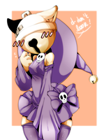 Halloween Com : Nefaire by Piko-ka